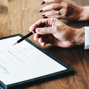 Voorlopige voorzieningen na echtscheiding